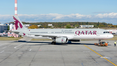 A7-ADT - Airbus A321-231 - Qatar Airways