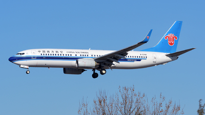 B-5740 - Boeing 737-81B - China Southern Airlines