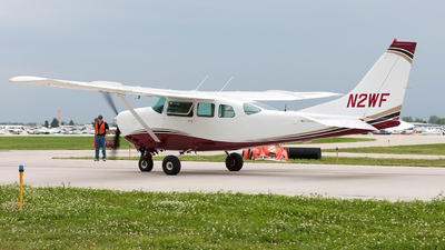 N2WF - Cessna U206F Stationair - Private