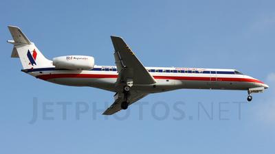 N807AE - Embraer ERJ-140LR - American Eagle