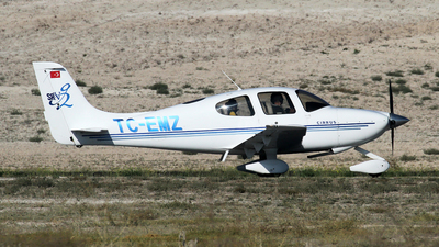 TC-EMZ - Cirrus SRV-G2 - Private