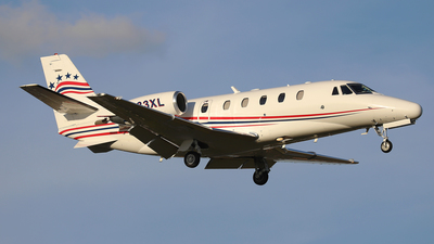 N233XL - Cessna 560XL Citation Excel - Private