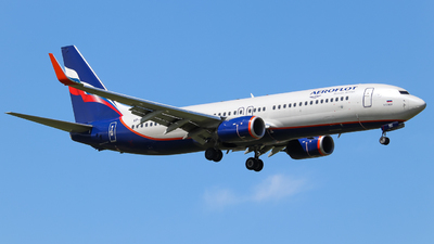 A picture of VPBNC - Boeing 7378LJ - Aeroflot - © Vitaly Revyakin