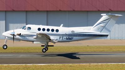 PT-MMF - Beechcraft B200 Super King Air - Private