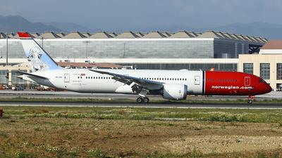 LN-LNX - Boeing 787-9 Dreamliner - Norwegian Air Shuttle