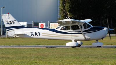 ZK-NAY - Cessna 172S Skyhawk SP - Nelson Aviation College