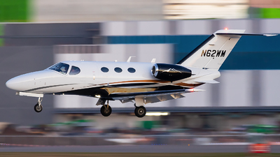 N62WM - Cessna 510 Citation Mustang - Private