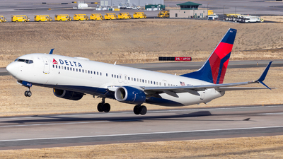 A picture of N873DN - Boeing 737932(ER) - Delta Air Lines - © HA-KLS