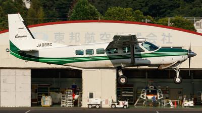JA889C - Cessna 208 Caravan - Kyoritsu Air