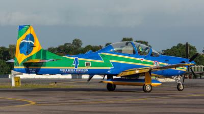 FAB5717 - Embraer A-29A Super Tucano - Brazil - Air Force