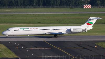 LZ-LDC - McDonnell Douglas MD-82 - Club Air