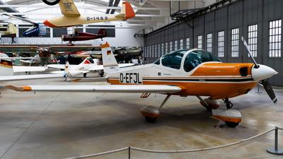 A picture of DEFJL - Bolkow BO209 Monsun 160RV - [134] - © John Leivaditis