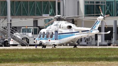 JA967A - Agusta-Westland AW-139 - Japan - Coast Guard