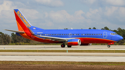 A picture of N389SW - Boeing 7373H4 - [26592] - © Gary Guy