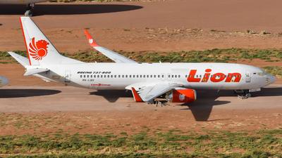 PK-LQV - Boeing 737-8GP - Lion Air