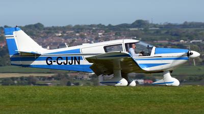 G-CJJN - Robin HR100/210 Safari - Private