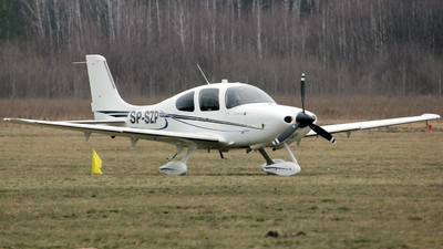 SP-SZP - Cirrus SR22 - Private