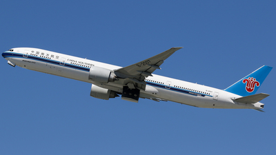 B-2007 - Boeing 777-31BER - China Southern Airlines