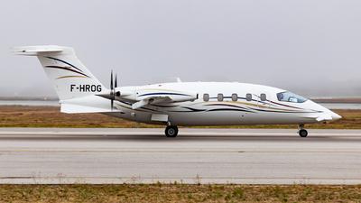 A picture of FHROG - Piaggio P180 Avanti II - [1133] - © Carlos Miguel Seabra