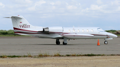 YV523T - Bombardier Learjet 35A - Private