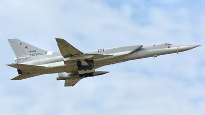 RF-94145 - Tupolev Tu-22M3 Backfire - Russia - Air Force