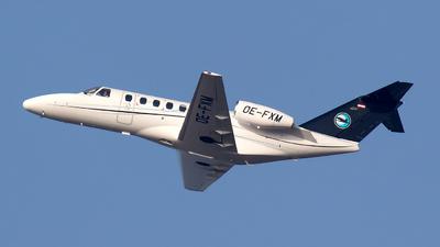 A picture of OEFXM - Cessna 525A CitationJet CJ2+ - [525A0341] - © Bora Polater