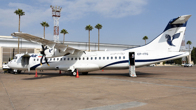 A picture of EPITG - ATR 72600 - Iran Air - © Mehrad Watson - AirTeamImages