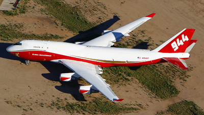 A picture of N744ST - Boeing 747446(BCF) - [25308] - © Zihaoo W & Donny H Photography
