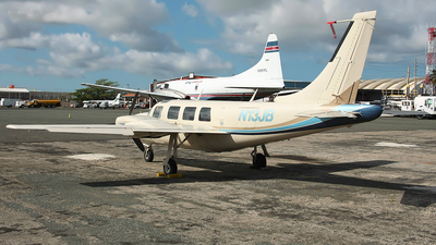 A picture of N13JB - Piper PA60 Aerostar - [61P0323090] - © Angel Natal