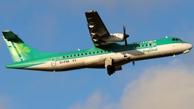 A picture of EIFNA - ATR 72600 - Stobart Air - © Ethan Allen