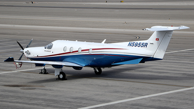 N5955R - Pilatus PC-12/47E - Private