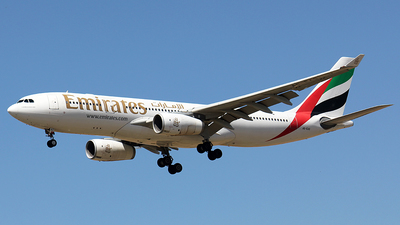 A6-EAS - Airbus A330-243 - Emirates