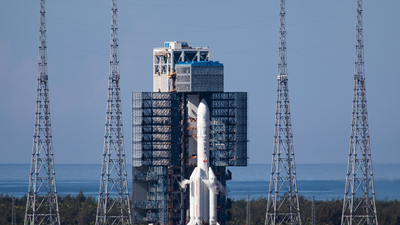 04 - Long March 5 (CZ-5) - China Academy of Launch Vehicle Technology