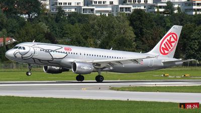 OE-LEO - Airbus A320-214 - Niki