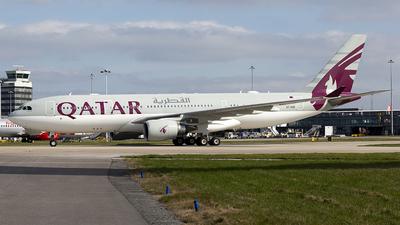 A7-ACB - Airbus A330-202 - Qatar Airways
