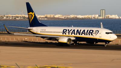 A picture of EIEGB - Boeing 7378AS - Ryanair - © aaron_gcrr
