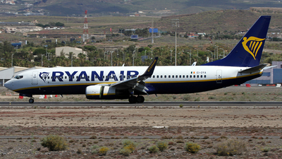 EI-DYA - Boeing 737-8AS - Ryanair