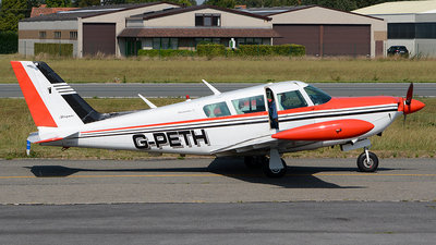 G-PETH - Piper PA-24-260 Comanche C - Private