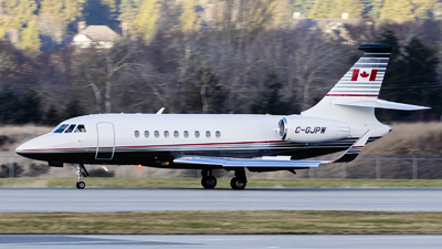 C-GJPW - Dassault Falcon 2000S - Private