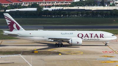 A7-BFW - Boeing 777-FDZ - Qatar Airways Cargo