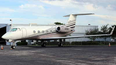 N378SE - Gulfstream G-III - Private