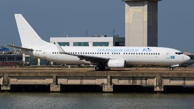 OM-HEX - Boeing 737-81Q - Palau Pacific Airways (Air Explore)