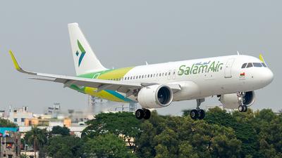 A4O-OVI - Airbus A320-251N - SalamAir
