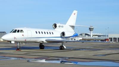 A picture of HBIGV - Dassault Falcon 50 - [50346] - © Eugen P.