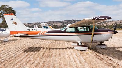 VH-NAE - Cessna R172K Hawk XP II - Private