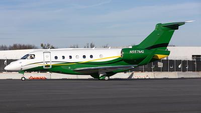 N557MG - Embraer EMB-550 Praetor 600 - Private