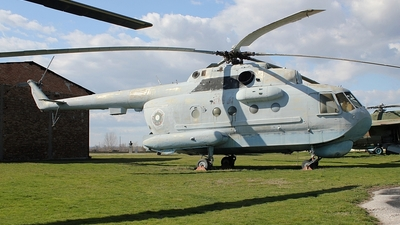 814 - Mil Mi-14BT Haze - Bulgaria - Navy