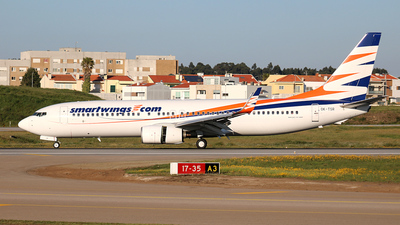 OK-TSR - Boeing 737-82R - SmartWings