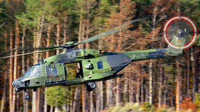 78-19 - NH Industries NH-90TTH - Germany - Army