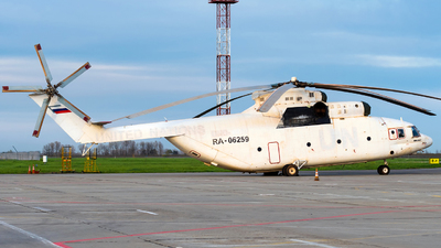 RA-06259 - Mil Mi-26T Halo - Aircompany SKOL